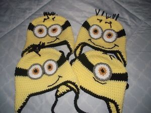 Hand-Crocheted Items for Sale