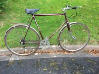 Vintage Town Bike. Large Coventry Eagle.