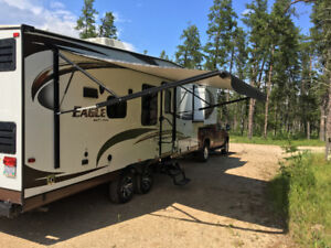 2014 Jayco Eagle HT 26.5 RKS 5th wheel