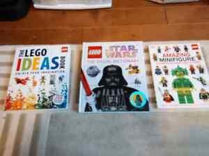 Lego Books