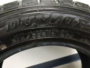 Dunlop Winter Maxx - 215/55R16