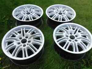 Set of factory BMW E46 Rims for sale