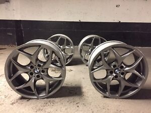 Set of 4 Mags BMW X6
