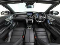2017 Mercedes-Benz C Class C220d AMG Line Premium Plus 2dr Auto Cabriolet Diesel