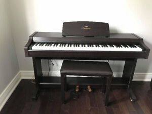 Yamaha Clavinova Electric Piano