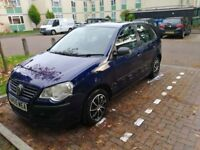 2005 1.2 VW Polo, Low Milage, 10 months MOT, ***Full Service History***
