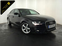 2013 AUDI A4 TECHNIK TDI 4 DOOR SALOON AUDI SERVICE HISTORY FINANCE PX WELCOME