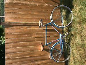 VINTAGE CCM BREEZE 1 speed Beach Cruiser Bicycle