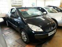 2007 Mitsubishi Colt 1.5 CZC1 Convertible From £2,495 + Retail Package Cabriolet
