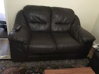 Leather sofa for sale 1 &2&3 seat