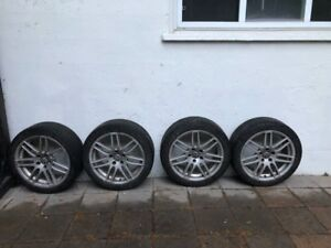 Audi VW RS rims