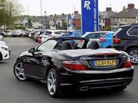 2014 64 MERCEDES-BENZ SLK 2.1 SLK250 CDI BLUEEFFICIENCY AMG SPORT 2DR AUTO 204 B
