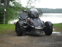 2011 Can-Am Spyder RSS SE5