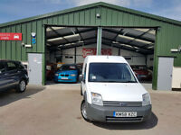 2009 Ford Transit Connect 1.8TDCi VAN DIESLE MANUAL SERVICE HISTORY