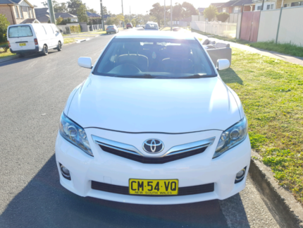 Car Hire -Toyota Camry Hybrid Rent -Drive with Uber
