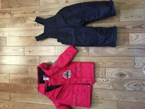 New Boys 12-18 month snow suit