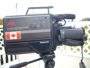 Panasonic  AG160 vhs Camcorder (For Parts)