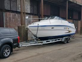 Boat Transportation.