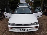 Toyota Corolla 1.3 GL, Barn Find, 0riginal, 62,251 Miles, History