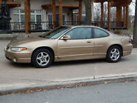 1999 Pontiac Grand Prix GT Coupe (2 door)