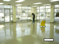 office cleaning, janitorial, floor stripping, free estimates