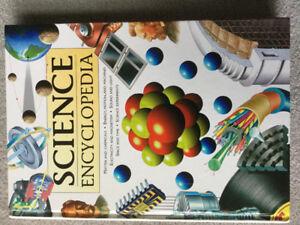 BRAND NEW SCIENCE ENCYLOPEDIA HARDCOVER BOOK