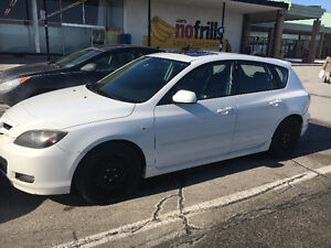 2007 Mazda 3 GS Hatchback