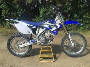 2008 YZ450F Excellent Condition