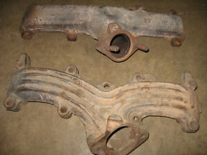 Ford/Mercury FE engine series exhaust manifolds, sell or trade London Ontario image 2