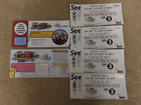 Carfest South Weekend Camping Tickets