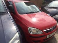 2004 Vauxhall Corsa 1.0i 12V Energy 3dr 3 door Hatchback