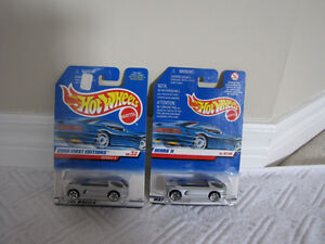 Hot Wheels First Edition Deora's. Variation packages.