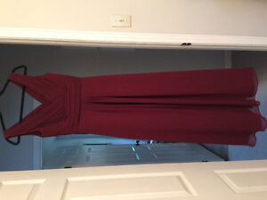 Bill Levkoff dress - wine colour Kawartha Lakes Peterborough Area image 4