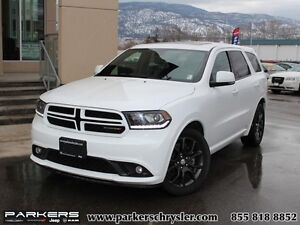 2016 Dodge Durango R/T   HEATED SEATS-BLUETOOTH-LEATHER-3RD ROW