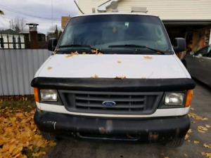 Sell or exchange on something Ford E250