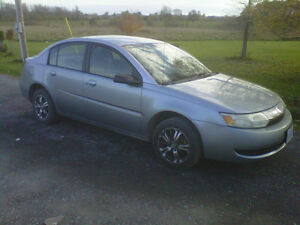2003 Saturn ION grey Sedan Belleville Belleville Area image 1