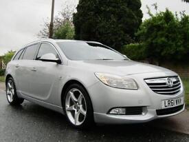 2011 Vauxhall Insignia 2.0 CDTi 160 BHP SRi VX LINE SAT NAV 5DR TURBO DIESEL ...