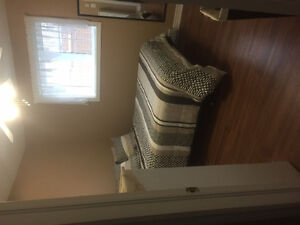 Fully furnished lots of parking heat light cable and Internet