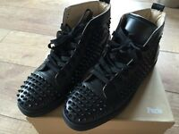 Christian Louboutin Spiked Men's Size 10