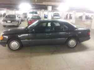 1991 Mercedes 300e for sale $2500 firm