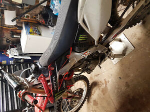Honda crf250r to many parts to list