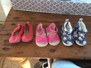 Baby girl shoes 6-12month