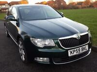 Skoda Superb 2.0TDI PD 140 Elegance + DIESEL + MANUAL + FULL SERVICE HISTORY