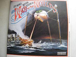 Jeff Wayne's Musical Version of The War of the Worlds record set Kitchener / Waterloo Kitchener Area image 1