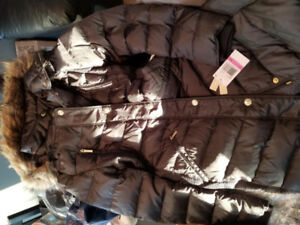Brand New Michael Kors Full Length Womens Coat -Tags attached