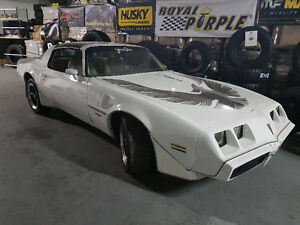 1980 Pontiac trans am T-Top  Indy pace Edition  REDUCED PRICE!!