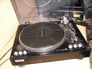 NEC Authetic Series AUP-7000FE Turntable