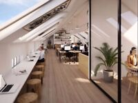** Camden Lock Place, NW1 - Camden ** Hot Desk - CoWorking and Serviced Office