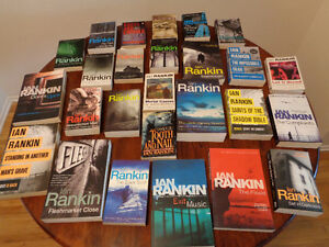 "Complete Ian Rankin ""Inspector Rebus"" Collection"