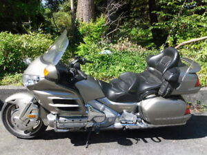 1800 Goldwing with ABS